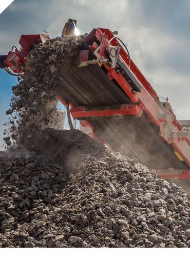 Recyklace azpracování kamene