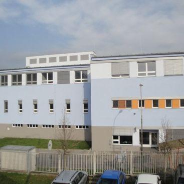 Rekonstrukce budovy měnírny v areálu DPMB a.s.