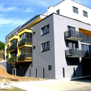OS Brno – Komín, 1. etapa, bytové domy