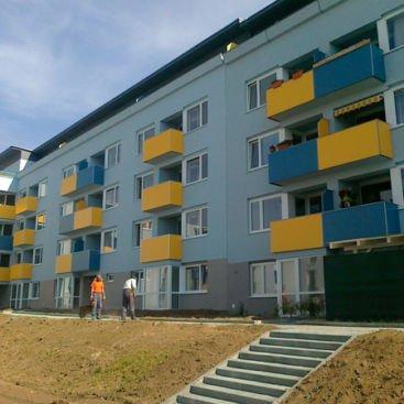 Kamechy – bytový dům A1 sekce B