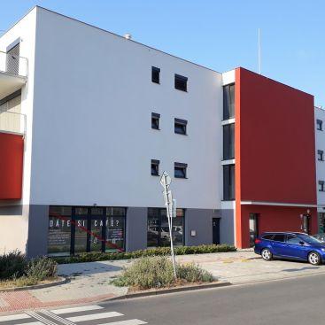 Bytový dům Sadová – BD4