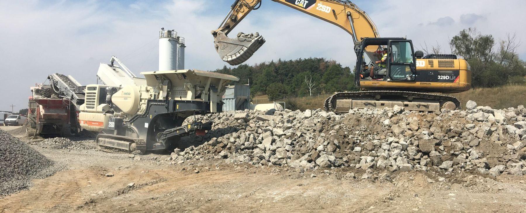 Rekonstrukce dálnice D1 Velké Meziříčí – Měřín
