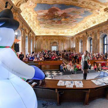 Vánoce na brněnské radnici