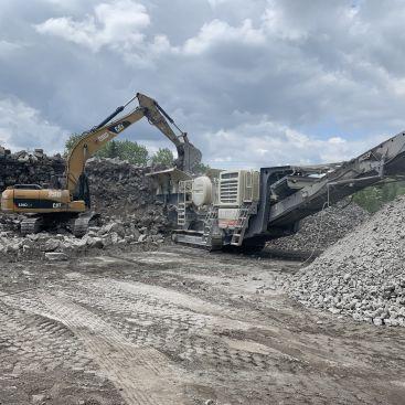 Rekonstrukce D1, Velké Meziříčí, Exit 146 km